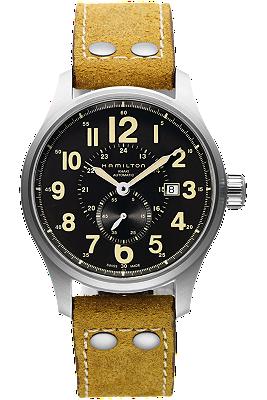 Hamilton Men's Watch - Khaki Officer Auto