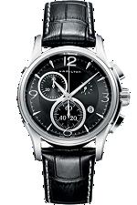 Hamilton men's watch - Jazzmaster Chrono Quartz 42mm
