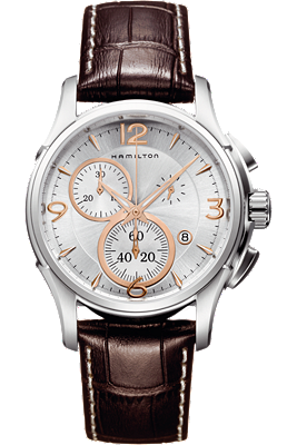 Hamilton Men's Watch - Jazzmaster Chrono Quartz