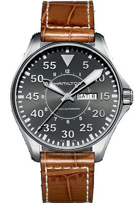 Hamilton Men's Watch - Khaki Pilot
