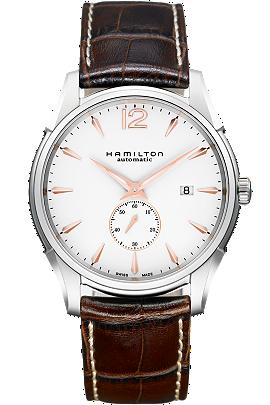 Hamilton Men's Watch - Jazzmaster Slim Petite Seconde