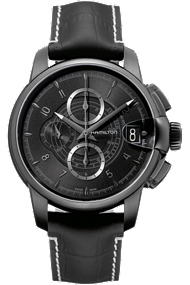 Hamilton Men's Watch - Railroad Auto Chrono