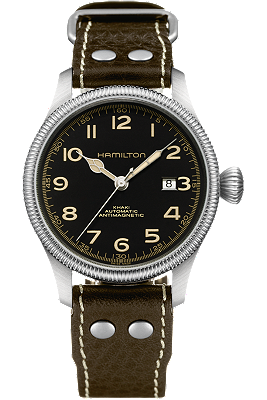 Hamilton men's watch - Khaki Team Earth Auto