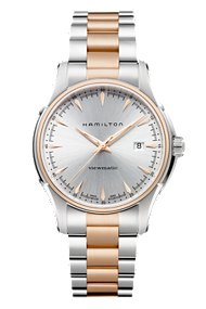 Hamilton Men's Watch - Jazzmaster Viewmatic 40mm Two-Tone
