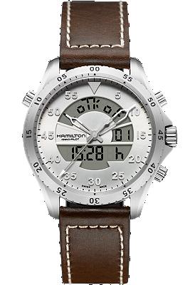 Hamilton Men's Watch - Khaki Flight Timer