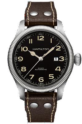 Hamilton Men's Watch - Khaki Field Pioneer 45mm