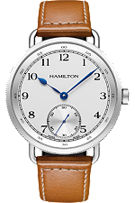 Hamilton Mens Watch - Khaki Navy Pioneer