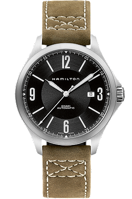 Hamilton Khaki Aviation Auto | H76665835 at Tourneau