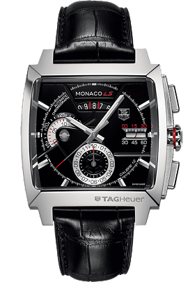 Tag Monaco Automatic Chronograph Linear