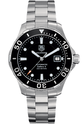 Tag Aquaracer Automatic 41mm watch at Tourneau