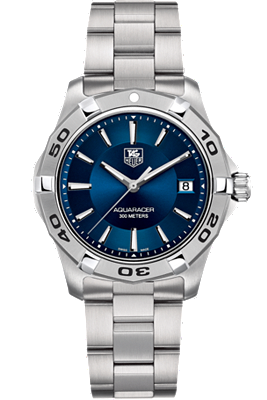 Tag Aquaracer 39mm watch at Tourneau