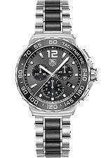 FORMULA 1 chronograph at Tourneau