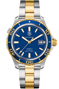 TAG Aquaracer 500 watch