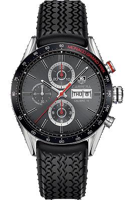 Carrera Calibre 16 Day-Date Monaco Grand Prix Limited Edition Chronograph at Tourneau
