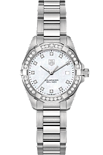 TAG Heuer Aquaracer with Diamonds WAY1414.BA0920