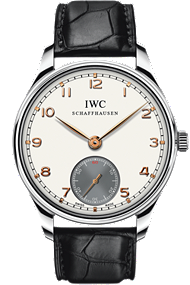 IWC Watch - Portuguese Hand Wound