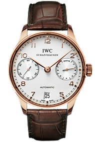 IWC Portuguese Automatic 18K Red Gold watch