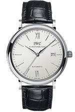 IWC Portofino Automatic Stainless Steel watch