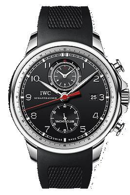 IWC Watch - Portuguese Yacht Club Chronograph