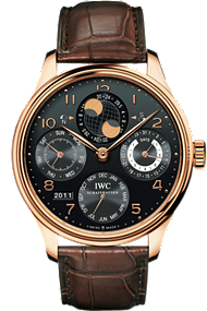 IWC Portuguese Perpetual Calendar watch
