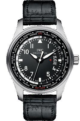 IWC Pilot's Watch Worldtimer watch
