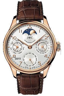 IWC Portuguese Perpetual Calendar, Perpetual Moonphase watch
