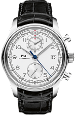 IWC Portuguese Chronograph Classic | IW390403 at Tourneau