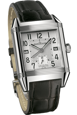 jaeger-lecoultre reverso squadra hometime watch