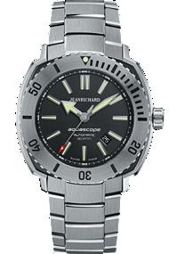JEANRICHARD Aquascope Black Dial | 60400-11A601-11A