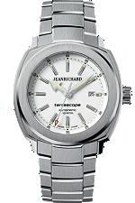 JEANRICHARD Terrascope White Dial | 60500-11-701-11A