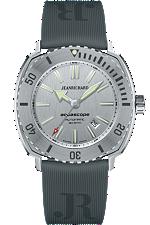 JEANRICHARD Aquascope Silver Dial | 60400-11E201FK2A