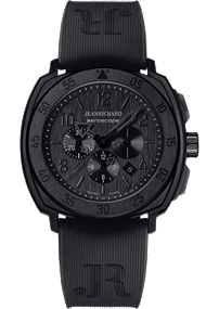 JEANRICHARD Aeroscope Black Dial | 60650-21K614FK6A at Tourneau