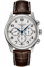 Longines Master Automatic Chronograph watch