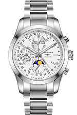 Longines Conquet Classic Moonphase L2.798.4.72.6