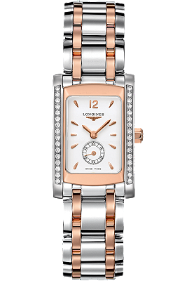 Longines women's DolceVita watch