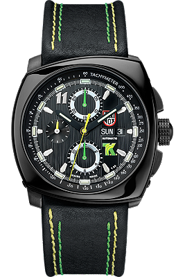 Tony Kanaan Valjoux Automatic Chronograph 1188 Series | Tourneau