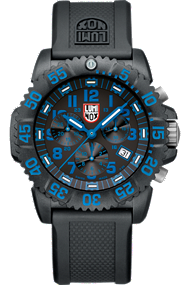 3083.NEWBLUE | Luminox at Tourneau