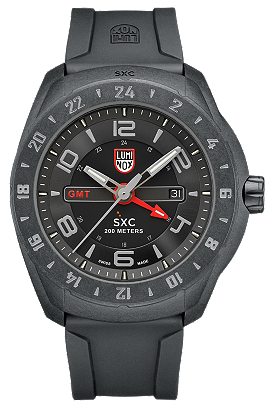 Luminox | SXC STEEL GMT 5120 SERIES | LUM0100478