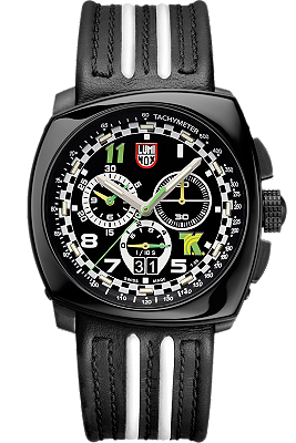 Luminox Tony Kanaan Steel Chronograph Limited Edition 99 pieces - 1142