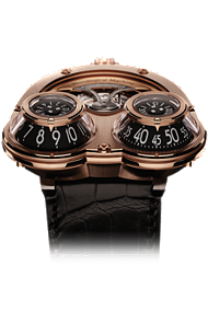 HM3 Megawind Red Gold at Tourneau