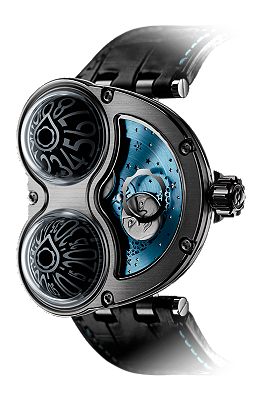 Moon Machine Titanium Limited Edition at Tourneau