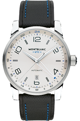 Montblanc TimeWalker Voyager UTC - Special Edition | 109333 at Tourneau