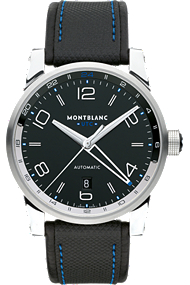 Montblanc TimeWalker Voyager UTC - Special Edition | 109334