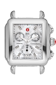 Michele Watches - Deco Day Non-Diamond