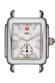 Michele Watches - Deco Non Diamond watch