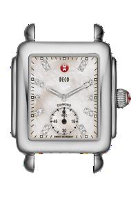 Michele Watches - Deco Non Diamond watch