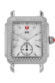 Michele Watches - Deco Diamond