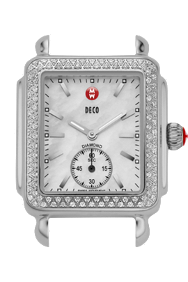 Michele Watches - Deco Diamond