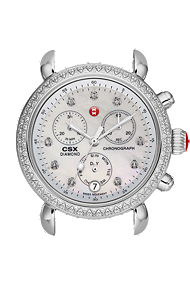 Michele Watches - CSX-36 day diamond