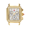 Gold Deco Day Diamond Dial